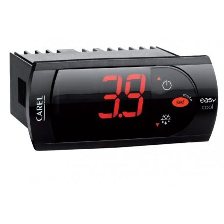 Θερμοστάτης Ηλεκτρονικός  Carel  JEZSNH000K 1 ΡΕΛΕ