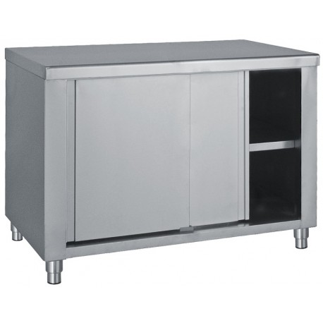 Cabinet With Sliding Doors E 140