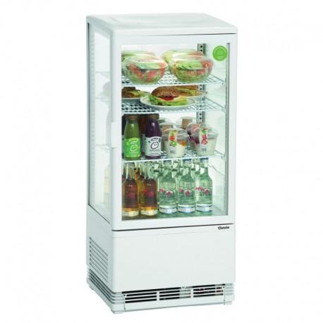 Panoramic refrigerated showcase 700578G Bartscher