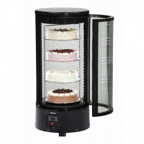 Panoramic refrigerated showcase 700207G Bartscher