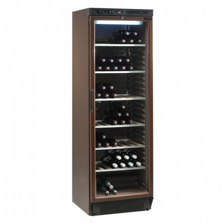 wine storage showcase CPV 1380M Tefcold