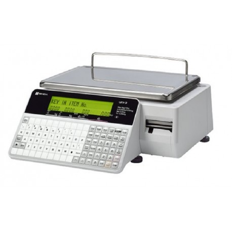 Scales with printer Label - tape Uni 3 L 2