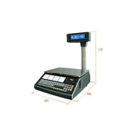 Scales with printer Label DIBAL  W015T  ALFA