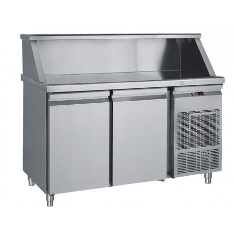 Refrigerator Bar Maintenance With 2 Doors