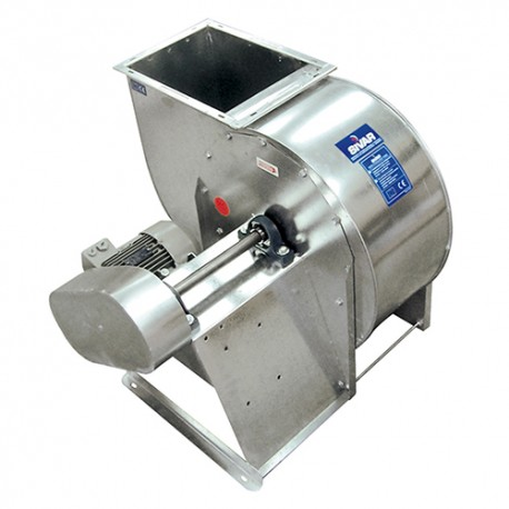 1450 RPM / 1 HP Belt Driven Single Inlet Centrifugal Fans