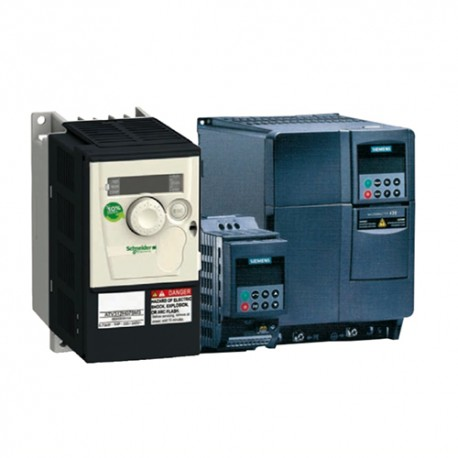 Speed Controllers – Inverters with 3 phase input 5,5 HP
