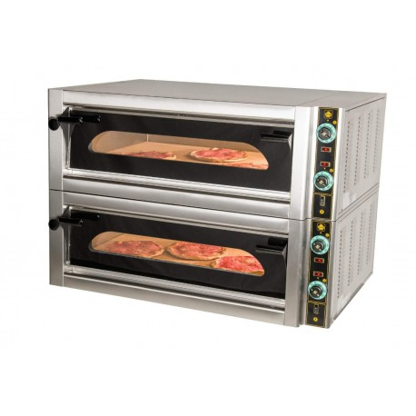 Electric pizza oven F12L