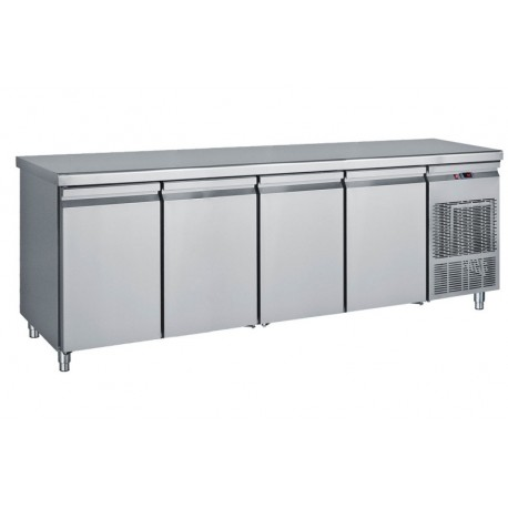 Refrigerated Counter With 4 GN Doors / PG 239