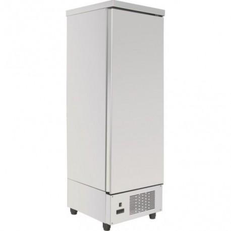 Refrigerated Freezer  Cabinet with compressor and one Inox-Door.