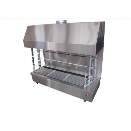 Επιτραπέζια ψησταριά κάρβουνου με φούσκα 3-Α304-Μ220V