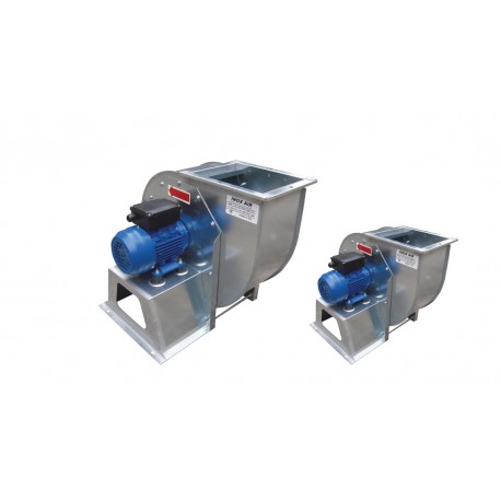 1450 RPM / 1HP IF-4-10 Single Inlet Centrifugal Fans
