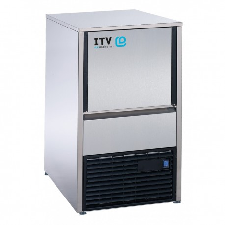Ice maker with agitation system QUASAR NGQ 40 Itv