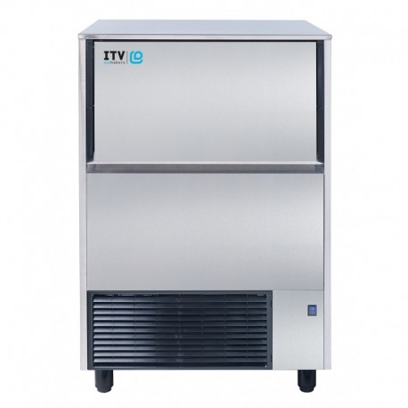 Ice maker with agitation system QUASAR NGQ 90 Itv