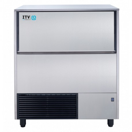 Ice maker with agitation system QUASAR NGQ 130 Itv