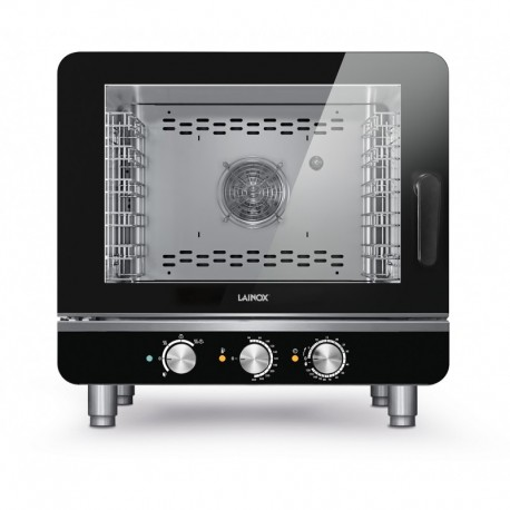 Electric oven with analog ICEM 051 Lainox controller