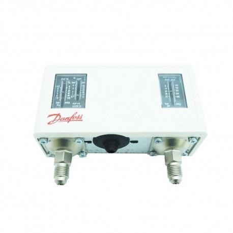 Πιεσοστάτης Danfoss KP15 (060124166) Υψηλής & Χαμηλής Πίεσης