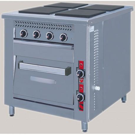 Electric Cooking Range - F80E4