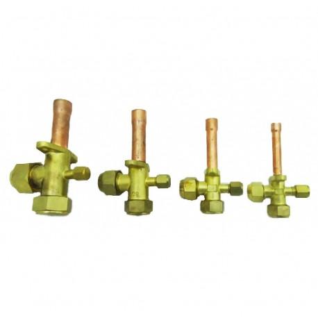 Air conditioner valve  1/4