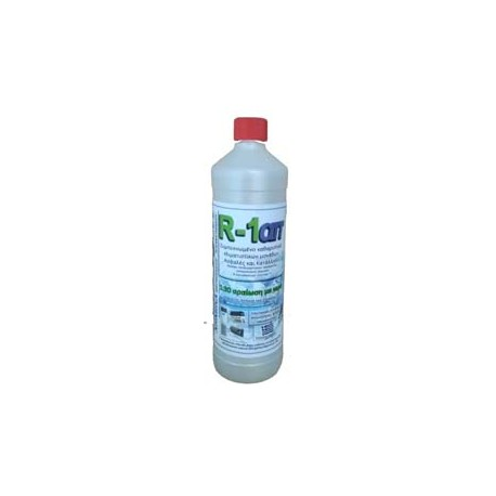 Special composition cleaner R-1 from 1lt