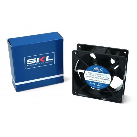 COMPACT COOLING Fan 12x12x3.8 cm, MTF605RF   SKL
