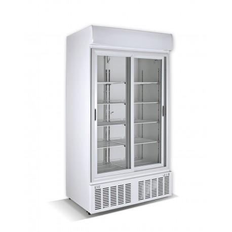 Vertical display cooler CRS 930