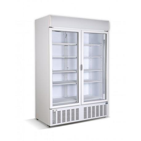 Vertical display cooler CRS 1300