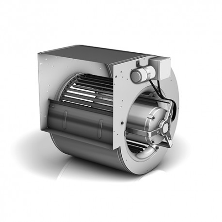 900 RPM 3 Speed Double Inlet centrifugal Fans (Direct Drive) DD 12/12