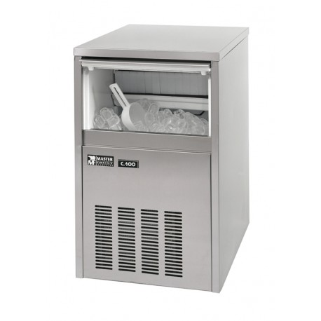 Παγομηχανή ψεκασμού (συμπαγές) 40kg M400