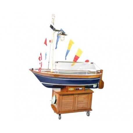 display boat POSITANO